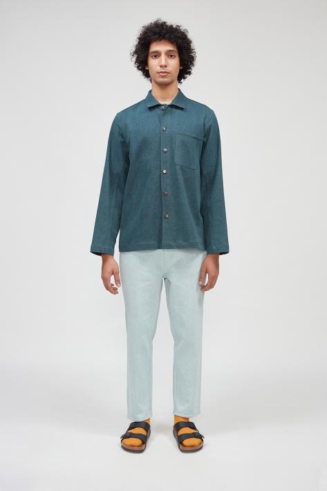 moss shirt