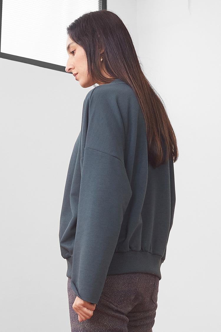 aisle seat sweatshirt