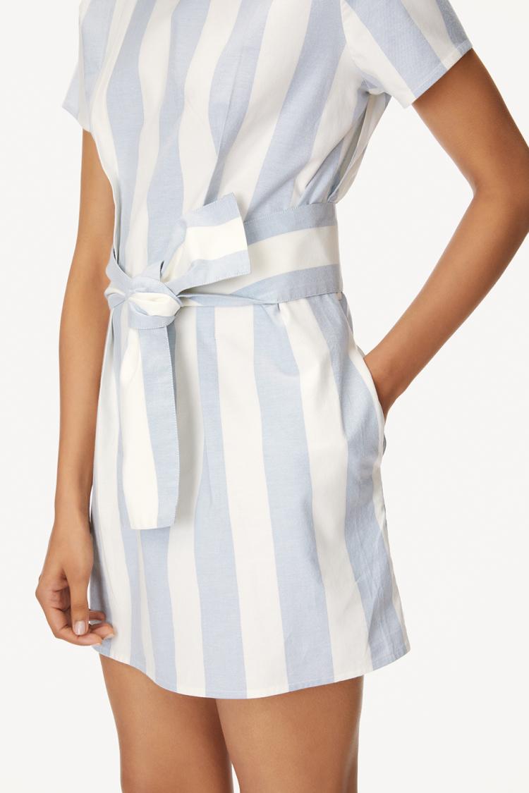 weekend wrap dress