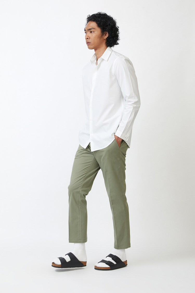std issue chinos