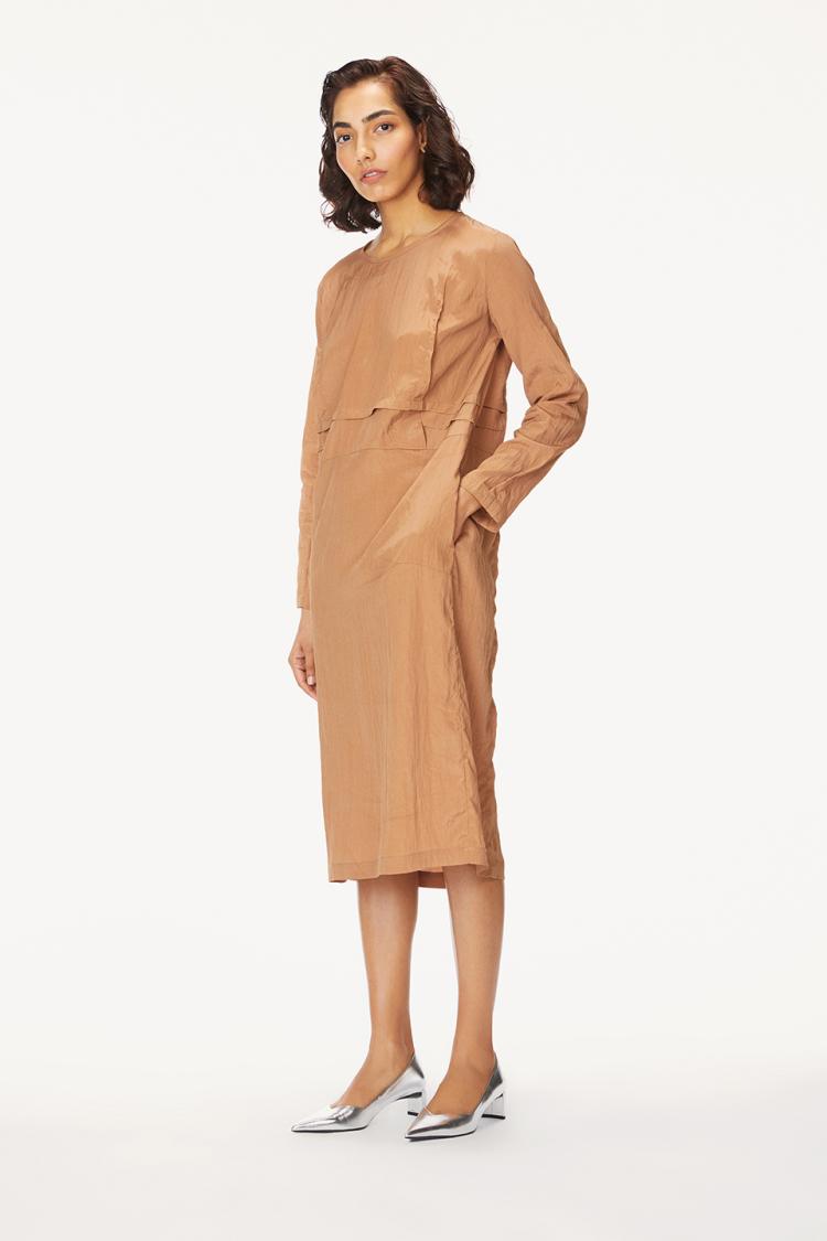 flea midi dress