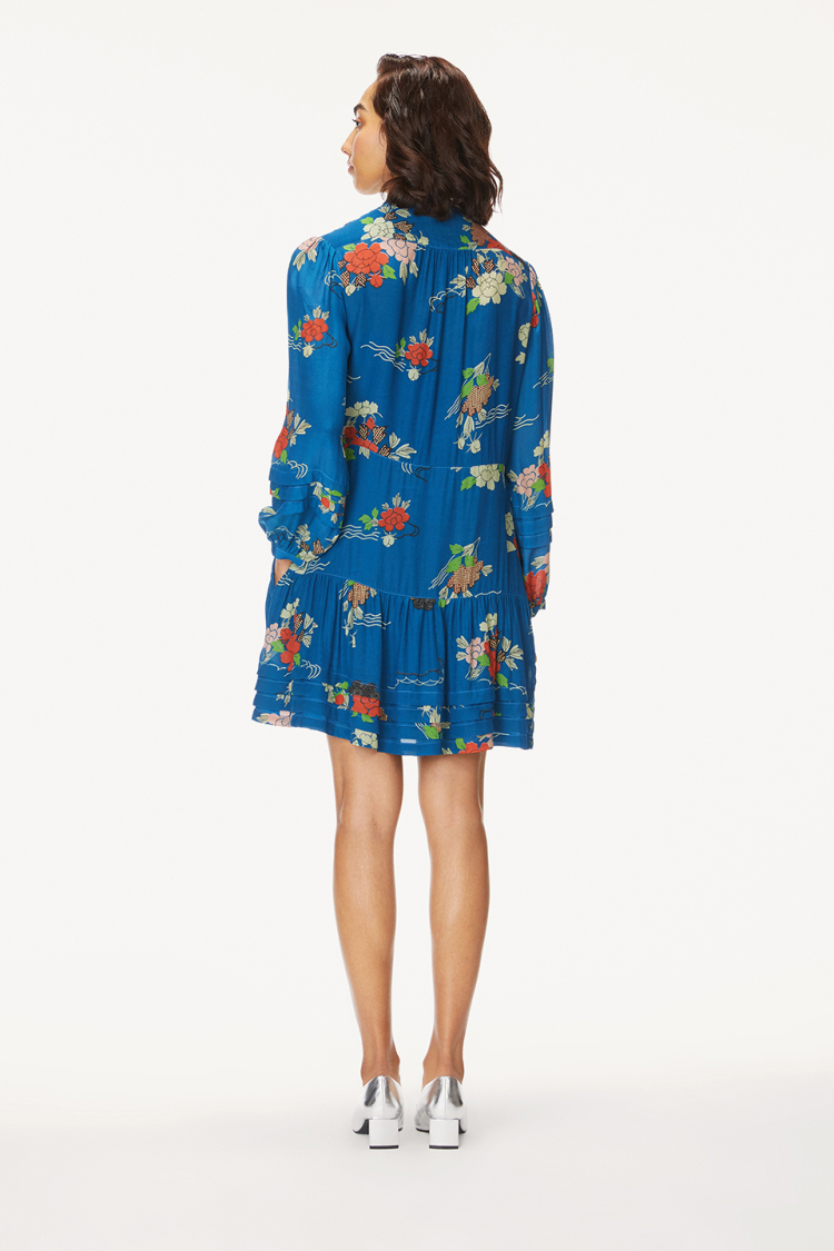 coppola shift dress