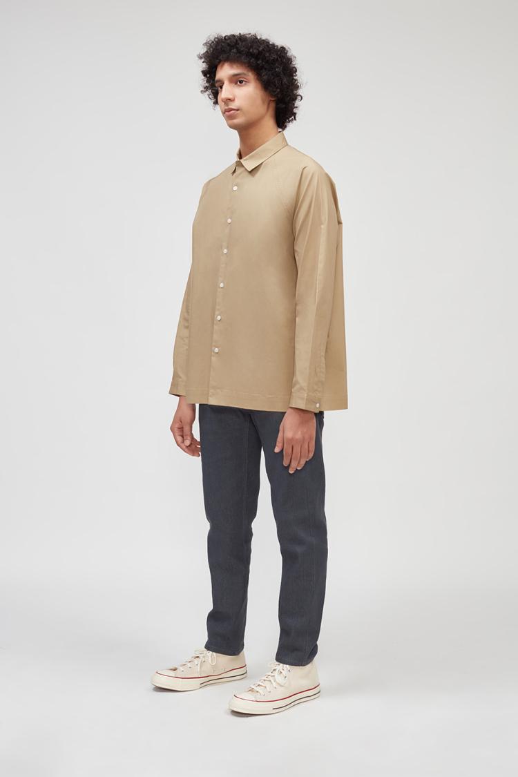 crisp shirt